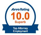 AVVO Ration 10.0