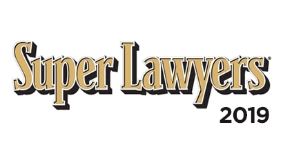 Super Lawyers Logo 2019
